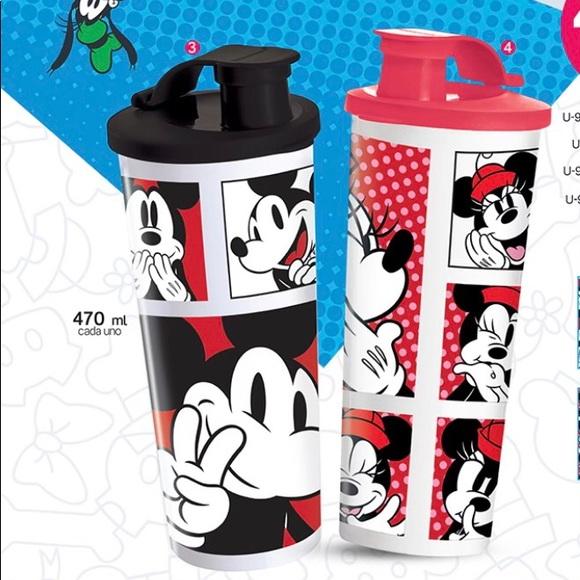 Tupperware 16oz Tumbler Set of 2 Disney